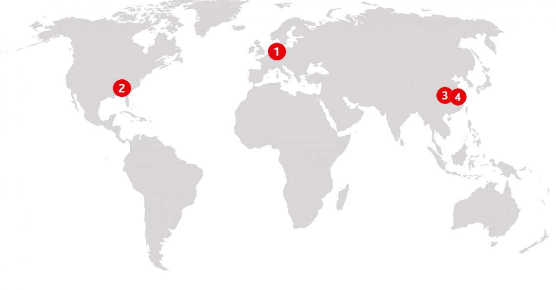 AdapT Locations